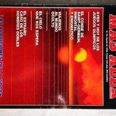 Coleccionismo de Revista Más Allá: REVISTA MÁS ALLÁ. NÚMERO 42. AÑO 1992. Lote 147784994