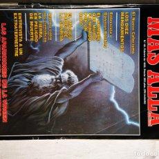 Coleccionismo de Revista Más Allá: REVISTA MÁS ALLÁ. NÚMERO 48. AÑO 1993. Lote 147785214