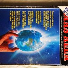 Coleccionismo de Revista Más Allá: REVISTA MÁS ALLÁ. NÚMERO 50. AÑO 1993. Lote 147785278