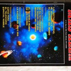 Coleccionismo de Revista Más Allá: REVISTA MÁS ALLÁ. NÚMERO 51. AÑO 1993. Lote 147785318