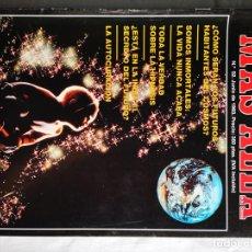 Coleccionismo de Revista Más Allá: REVISTA MÁS ALLÁ. NÚMERO 52. AÑO 1993. Lote 147785350