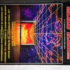 Coleccionismo de Revista Más Allá: REVISTA MÁS ALLÁ. NÚMERO 54. AÑO 1993. Lote 147785410