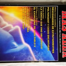 Coleccionismo de Revista Más Allá: REVISTA MÁS ALLÁ. NÚMERO 55. AÑO 1993. Lote 147785446