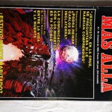 Coleccionismo de Revista Más Allá: REVISTA MÁS ALLÁ. NÚMERO 56. AÑO 1993. Lote 147785482