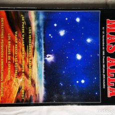 Coleccionismo de Revista Más Allá: REVISTA MÁS ALLÁ. NÚMERO 57. AÑO 1993. Lote 147785538