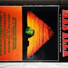 Coleccionismo de Revista Más Allá: REVISTA MÁS ALLÁ. NÚMERO 59. AÑO 1994. Lote 147785562