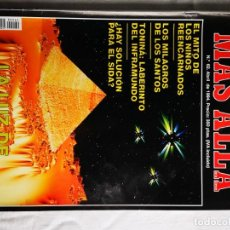 Coleccionismo de Revista Más Allá: REVISTA MÁS ALLÁ. NÚMERO 62. AÑO 1994. Lote 147785642