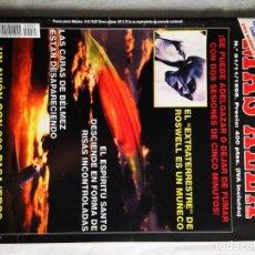 Coleccionismo de Revista Más Allá: REVISTA MÁS ALLÁ. NÚMERO 81. AÑO 1995. Lote 147785874