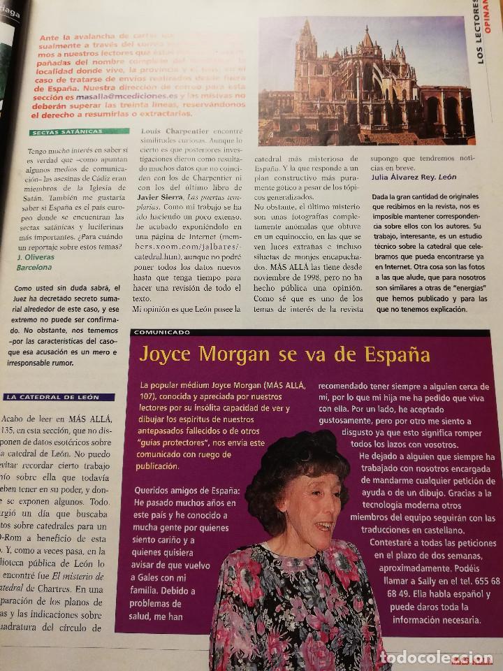 Coleccionismo de Revista Más Allá: REVISTA MÁS ALLÁ Nº 137 (LOS ZOMBIS EXISTEN / JOSTEIN GAARDER / TAROT DE MARSELLA / PITÁGORAS ...) - Foto 4 - 149002622