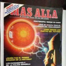 Coleccionismo de Revista Más Allá: MAS ALLA Nº 97 - MARZO DE 1997 // EXTRATERRESTRES EGIPTO PARANORMAL ESOTERISMO OVNI UFO MISTERIO. Lote 149147350