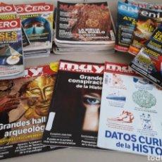 Coleccionismo de Revista Más Allá: LOTE COMPUESTO POR 40 REVISTAS DEL MAS ALLÁ, AÑO CERO, ENIGMAS Y MUY INTERESANTE.. Lote 151085586