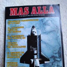 Coleccionismo de Revista Más Allá: REVISTA MÁS ALLÁ NÚMERO 24 FEBRERO 1991. Lote 151619201