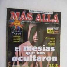 Coleccionismo de Revista Más Allá: MAS ALLA REVISTA MENSUAL Nº 160 , 6-2000 - EL MESIAS QUE NOS OCULTARON . Lote 156662002