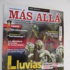 Coleccionismo de Revista Más Allá: MAS ALLA REVISTA MENSUAL Nº 224 LLUVIAS IMPOSIBLES . Lote 156662090