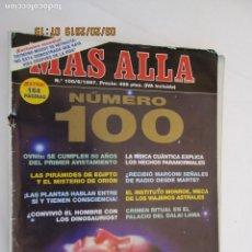 Coleccionismo de Revista Más Allá: MAS ALLA REVISTA MENSUAL Nº 100 - EXTRA 164 PAGINAS . Lote 156662202
