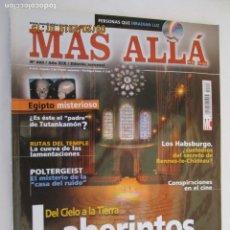 Coleccionismo de Revista Más Allá: MAS ALLA REVISTA MENSUAL Nº 223 LABERINTOS DEL CIELO A LA TIERRA . Lote 156662438