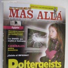 Coleccionismo de Revista Más Allá: MAS ALLA REVISTA MENSUAL Nº 228 POLTERGEISTS LOS CASOS MAS DESCONCERTANTES . Lote 156663022