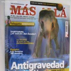 Coleccionismo de Revista Más Allá: MAS ALLA REVISTA MENSUAL Nº 221 , ANTIGRAVEDAD Y LEVITACION . Lote 156663102