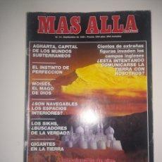 Coleccionismo de Revista Más Allá: REVISTA MÁS ALLÁ NÚMERO 31 - AÑO 1991. Lote 156786676