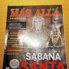Coleccionismo de Revista Más Allá: REVISTA MÁS ALLÁ Nº 354 (SÁBANA SANTA). Lote 288182023