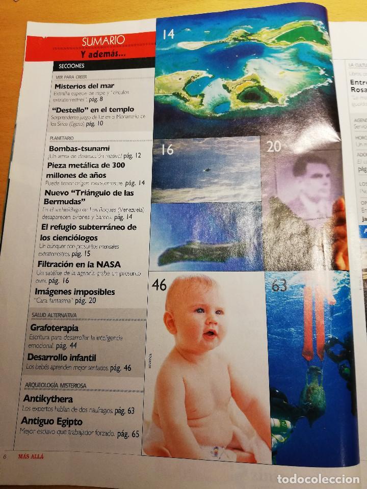 Coleccionismo de Revista Más Allá: REVISTA MÁS ALLÁ Nº 289 (EL FUTURO DE LA IGLESIA A DEBATE. EN BUSCA DEL PASTOR PERFECTO) - Foto 2 - 162023590