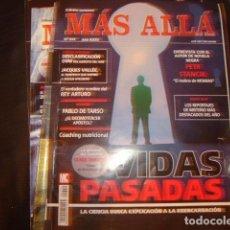 Coleccionismo de Revista Más Allá: LOTE 24 REVISTAS MAS ALLA. Lote 167029364