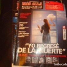 Coleccionismo de Revista Más Allá: LOTE 4 REVISTAS MAS ALLA . Lote 167029628
