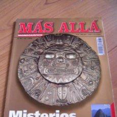 Coleccionismo de Revista Más Allá: MÁS ALLÁ MONOGRÁFICO Nº 31 MISTERIOS DE LOS INCAS Y OTROS PUEBLOS ANDINOS. Lote 167844968