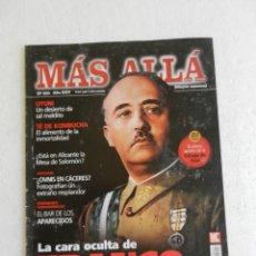 Coleccionismo de Revista Más Allá: MÁS ALLÁ REVISTA Nº 305 - LA CARA OCULTA DE FRANCO.... Lote 168613904
