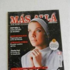 Coleccionismo de Revista Más Allá: MÁS ALLÁ REVISTA Nº 307 - MÍSTICOS HOY, LOS MENSAJEROS DE JESÚS.... Lote 168614204
