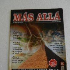 Coleccionismo de Revista Más Allá: MÁS ALLÁ REVISTA Nº 323 - NUEVOS HALLAZGOS EN LA GRAN PIRÁMIDE.... Lote 168614584