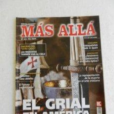Coleccionismo de Revista Más Allá: MÁS ALLÁ REVISTA Nº 324 - EL GRIAL EN AMÉRICA.... Lote 168614736