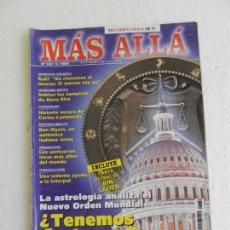 Coleccionismo de Revista Más Allá: MÁS ALLÁ REVISTA Nº 169 - ¿TENEMOS FUTURO?.... Lote 168614952