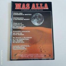 Collectionnisme de Magazine Más Allá: REVISTA MÁS ALLÁ. Nº43. SEPTIEMBRE 1992. APARICIONES DE LA VIRGEN DE LOURDES. TDKR66.. Lote 169351548