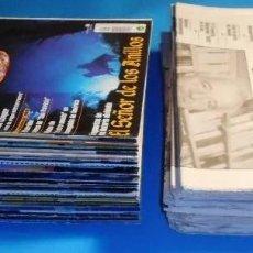Coleccionismo de Revista Más Allá: LOTE 24 REVISTAS ENIGMAS + 24 PERIÓDICOS ENIGMAS EXPRESS (VER LISTA Y FOTOS DE CADA PORTADA). Lote 169967660
