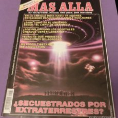 Coleccionismo de Revista Más Allá: MAS ALLA Nº 84 ¿SECUESTRADOS POR EXTRATERRESTRES? (BUEN ESTADO). Lote 170802810