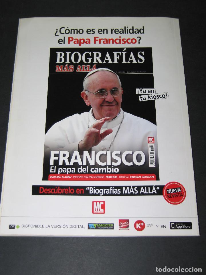 Coleccionismo de Revista Más Allá: HORÓSCOPO MÁS ALLÁ núm. 28 - 2015 - FELIPE VI - 98 pág. - Foto 3 - 171432137