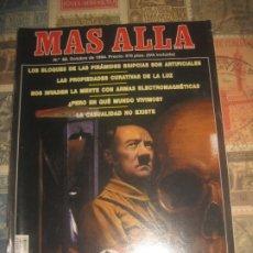 Coleccionismo de Revista Más Allá: MAS ALLÁ.Nº 68. ADOLF HITLER, EL TEMPLARIO NEGRO. PIRÁMIDES EGIPCIAS. SWAMI NITYANANDA.. Lote 173814424