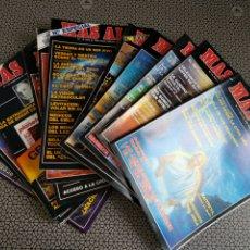 Coleccionismo de Revista Más Allá: LOTE 12 REVISTAS MAS ALLÁ DE 1990. Lote 174388259