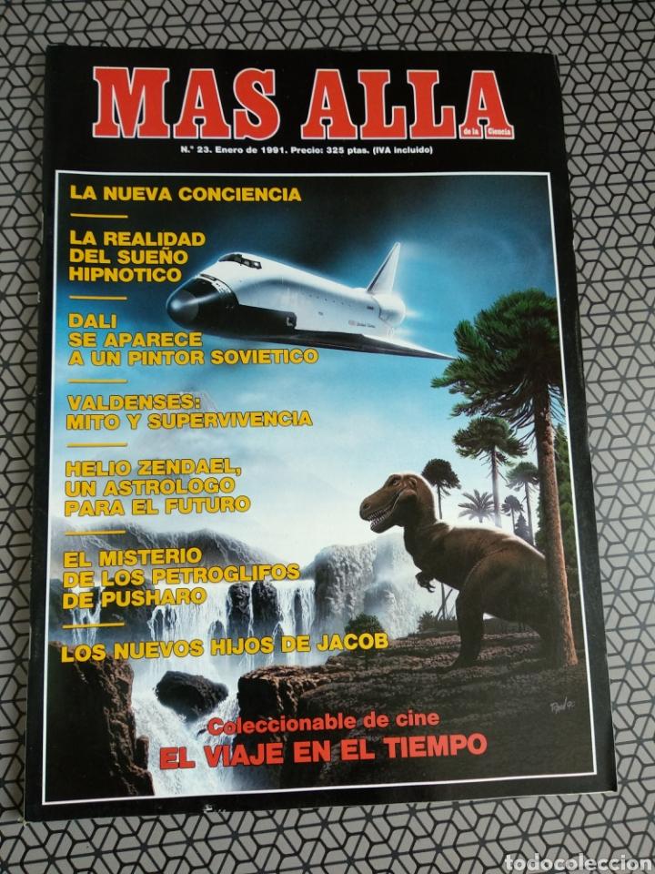 Coleccionismo de Revista Más Allá: Lote 13 revistas Mas Allá 1991 completo - Foto 4 - 174389758