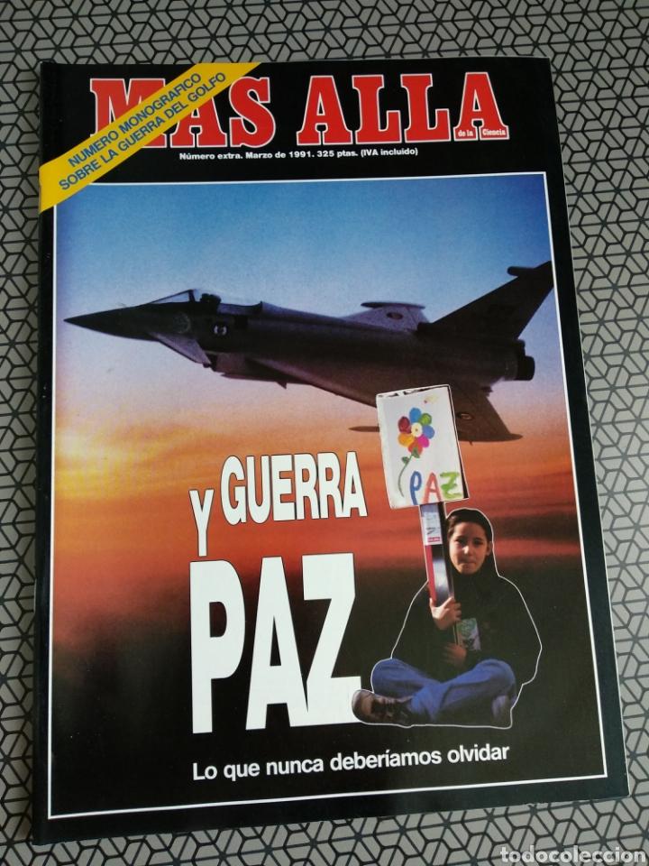 Coleccionismo de Revista Más Allá: Lote 13 revistas Mas Allá 1991 completo - Foto 6 - 174389758