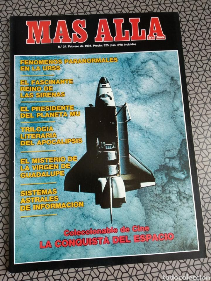 Coleccionismo de Revista Más Allá: Lote 13 revistas Mas Allá 1991 completo - Foto 9 - 174389758