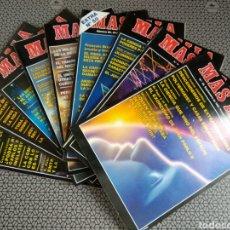 Coleccionismo de Revista Más Allá: LOTE 9 REVISTAS MAS ALLÁ DE 1993. Lote 174390464