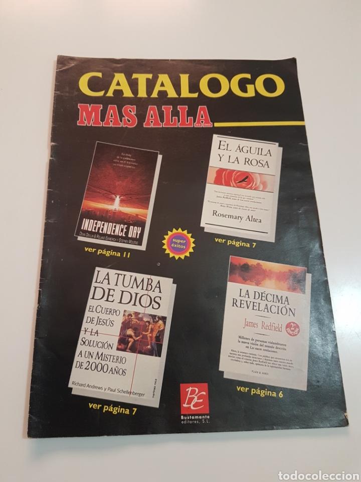Coleccionismo de Revista Más Allá: LOTE 8 REVISTAS MAS ALLA DE LA CIENCIA - Foto 10 - 174587457