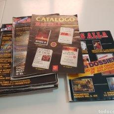 Coleccionismo de Revista Más Allá: LOTE 8 REVISTAS MAS ALLA DE LA CIENCIA. Lote 174587457