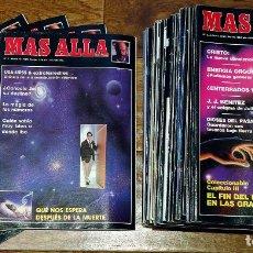 Coleccionismo de Revista Más Allá: MAS ALLA. LOTE 31 REVISTAS. Lote 176338150