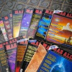 Coleccionismo de Revista Más Allá: LOTE 14 REVISTAS MÁS ALLÁ DE LA CIENCIA, AÑOS 90'S.. Lote 177564743