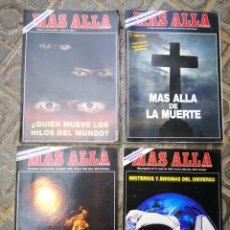 Coleccionismo de Revista Más Allá: LOTE 4 REVISTAS MÁS ALLÁ DE LA CIENCIA- NÚMEROS MONOGRAFICOS, 1990-93-94.. Lote 177565347