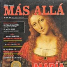 Coleccionismo de Revista Más Allá: MAS ALLA N. 350 - EN PORTADA: MARIA MAGDALENA (NUEVA). Lote 178786743