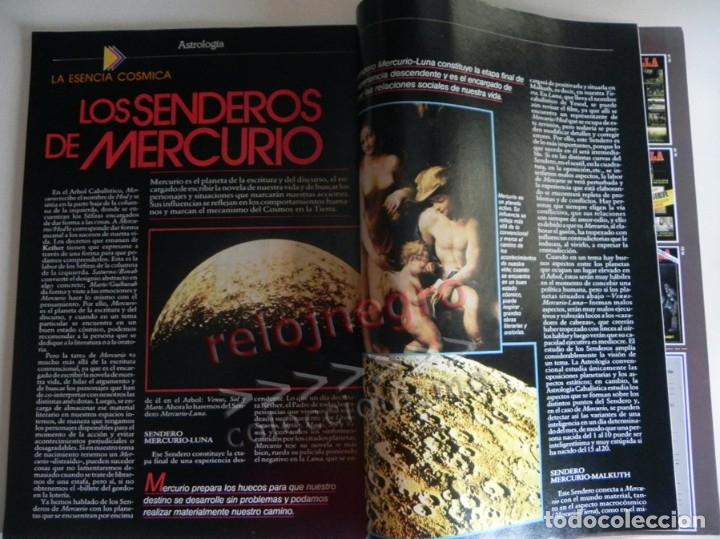 Coleccionismo de Revista Más Allá: REVISTA MÁS ALLÁ 23 AÑO 1991 MISTERIO ESOTERISMO SUEÑO HIPNOTISMO DALÍ HELIO ZENDAEL PETROGLIFOS ETC - Foto 5 - 179056711